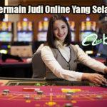 Strategi Bermain Judi Online Yang Selalu Untung